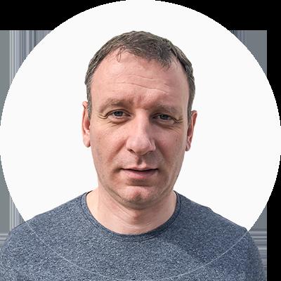 Sandor, backend developer