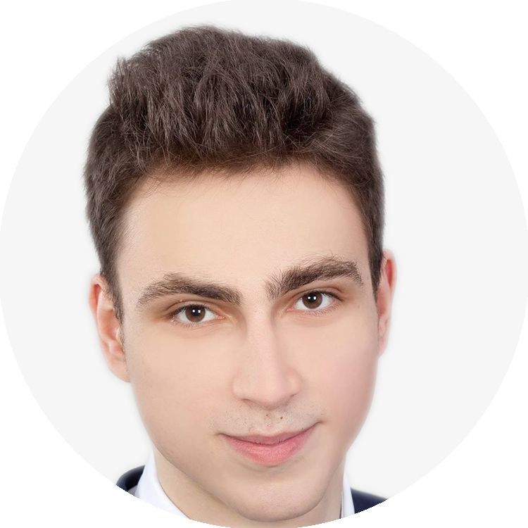 Mark, backend developer